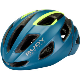 Rudy Project Strym Fietshelm, pacific blue matte